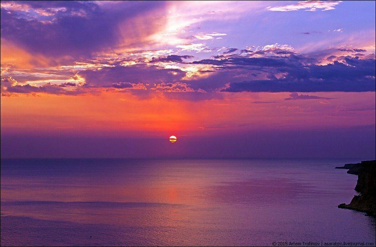 девушка рыжеволосая закат на море в крыму фото своей невестой