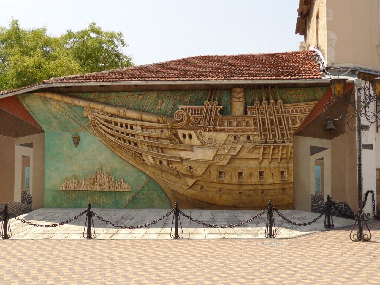 Музей Грина в Феодосии - фото