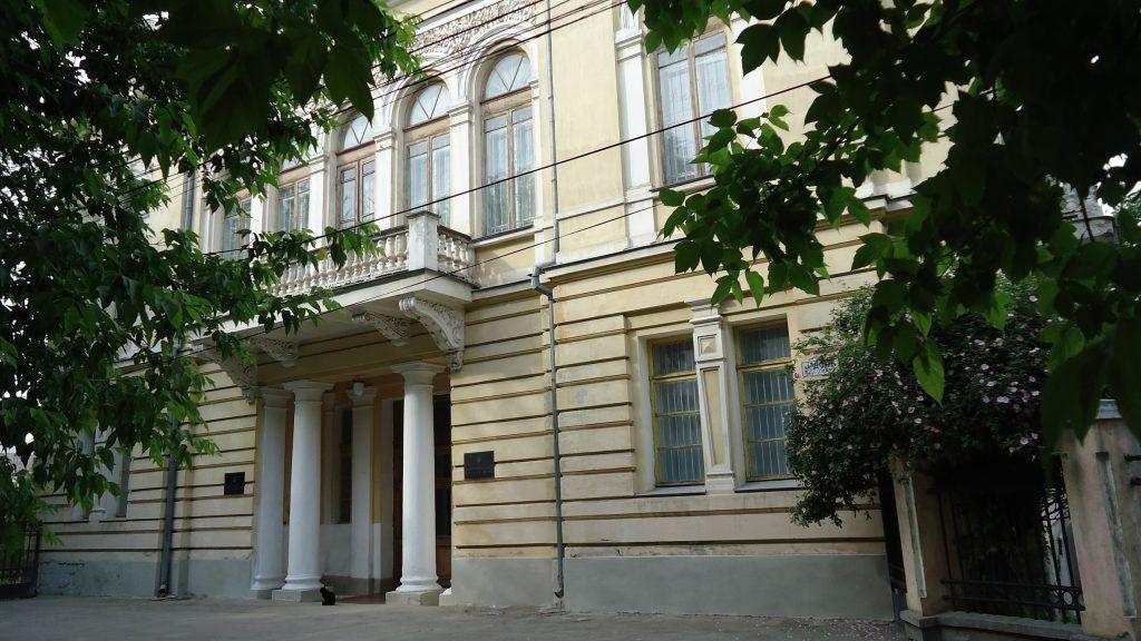 Симферопольский художественный музей - фото
