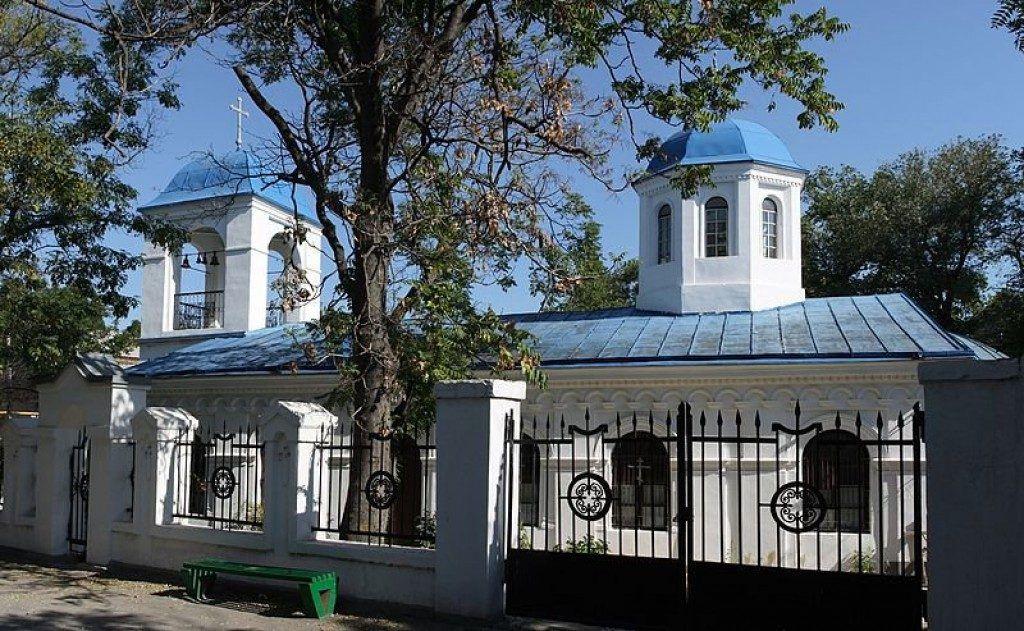 Введенская церковь в Феодосии - Фото 4