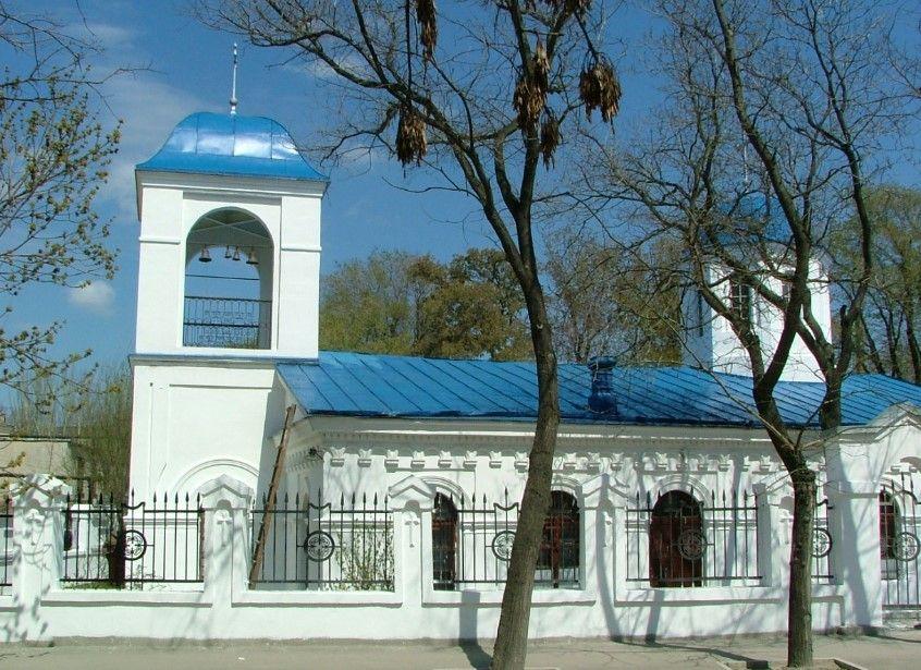 Введенская церковь в Феодосии - Фото 2