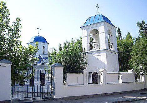 Введенская церковь в Феодосии - Фото 1